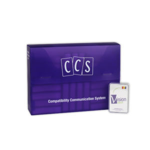 24 CCS Vision Packs in carry satchel