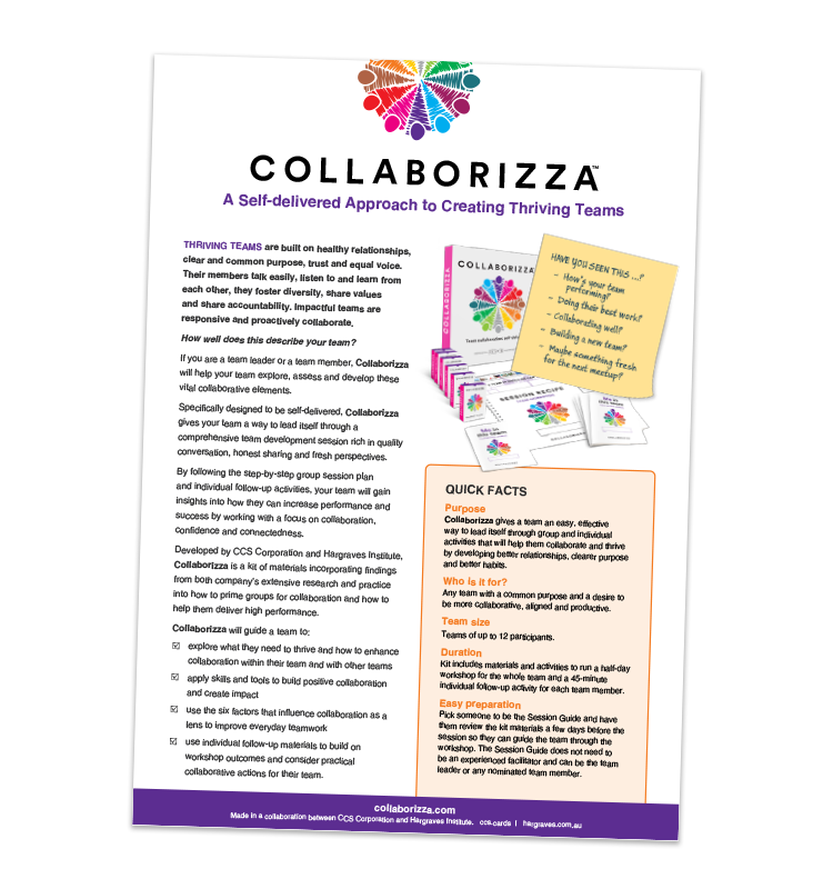Collaborizza brochure thumb