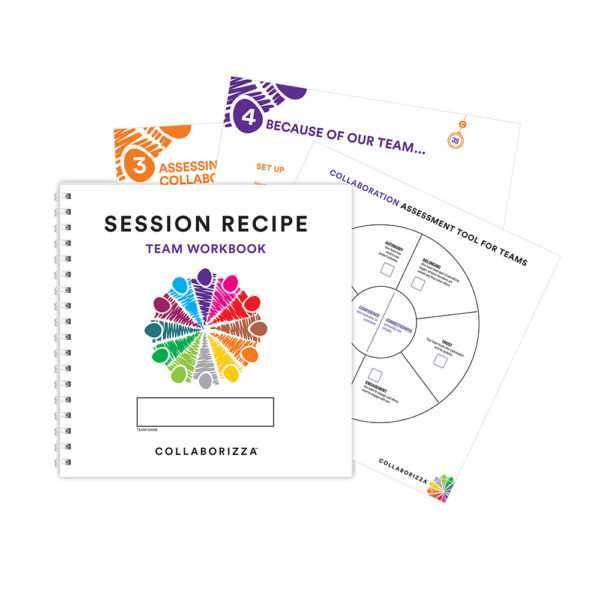Team Workbook from Collaborizza kit