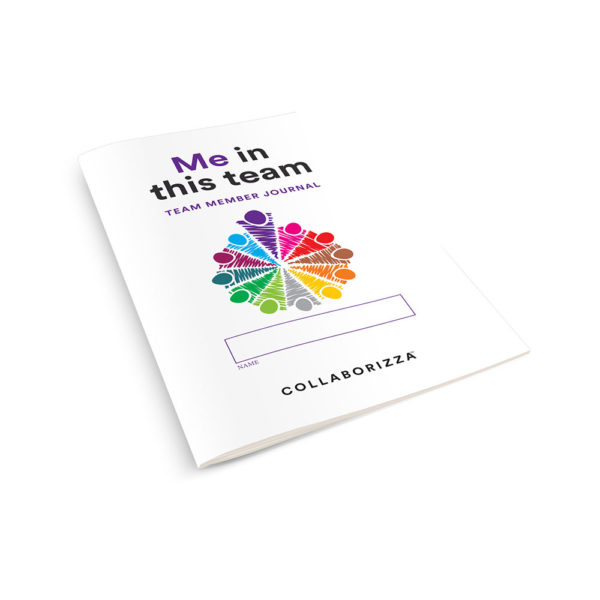 Team Member Workbook from Collaborizza kit