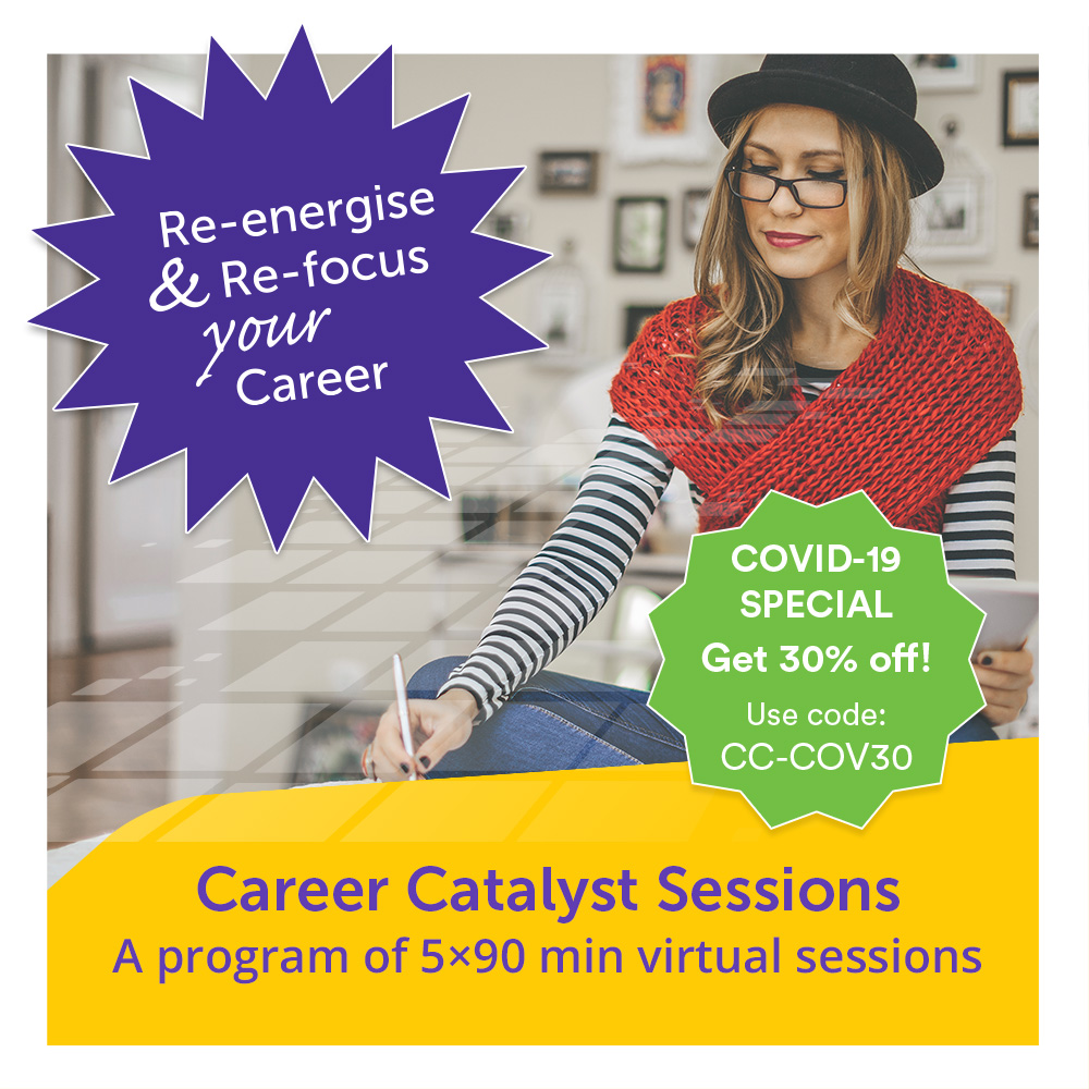 Image for Career Catalyst Sessions