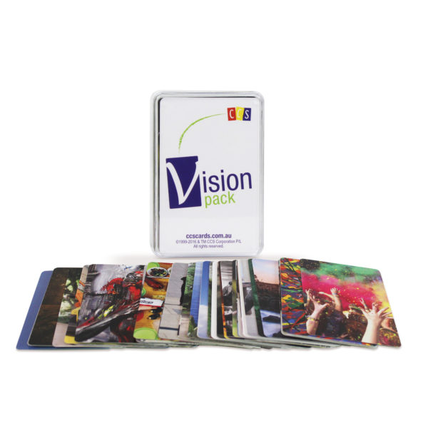 Single CCS Vision Pack fanned