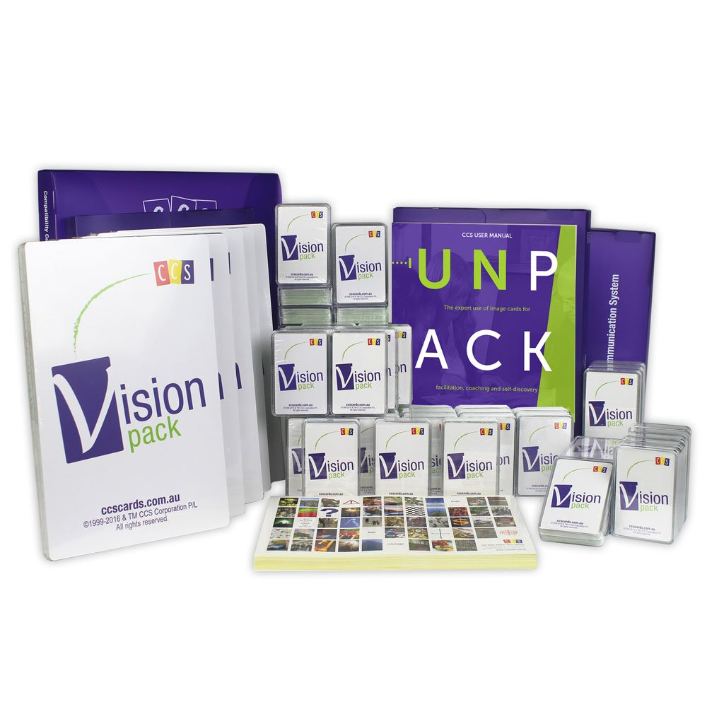 Image of CCS Image Cards kit Master Kit Pro Communicator