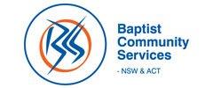 logo Baptist Community Services