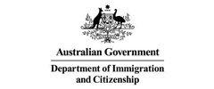 logo dept of Immigration