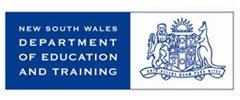 logo Dept Ed and Training