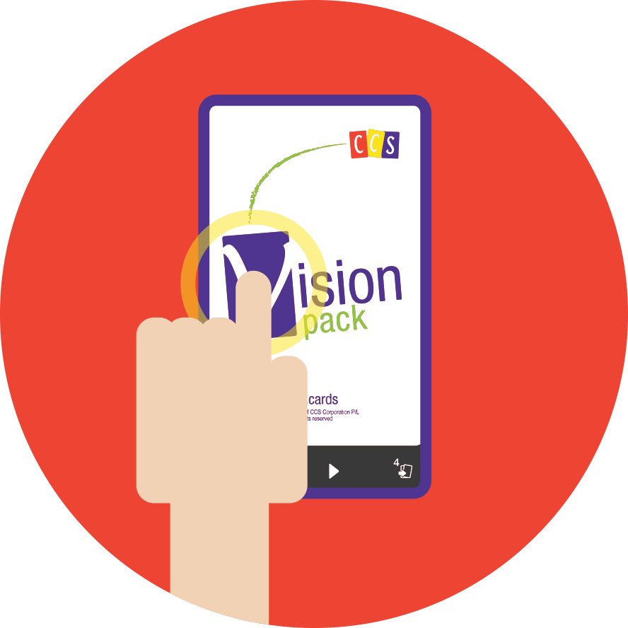 CCS Vision Pack App for Mobiles