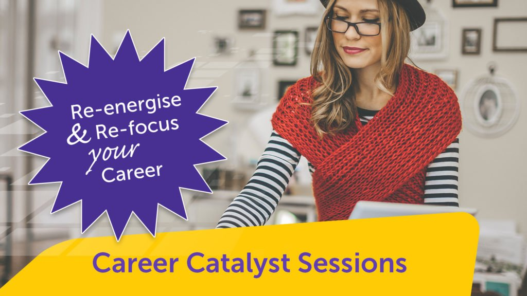 CCS Career Catalyst Sessions banner