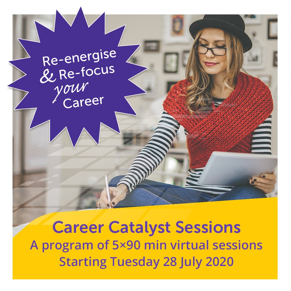 CCS Career Catalyst Sessions square banner