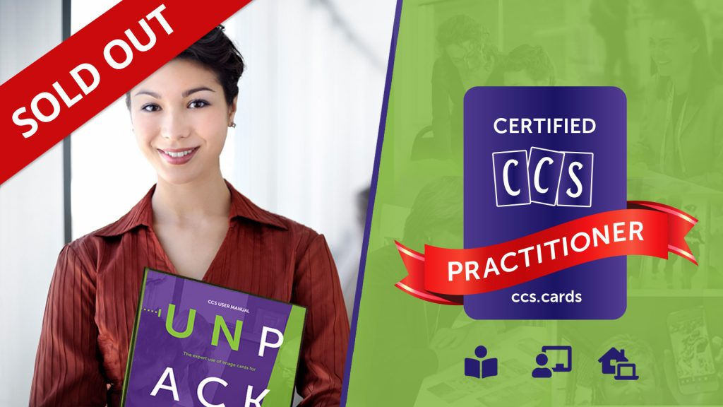 SOLD OUT - Event banner - Certified CCS Practitioner